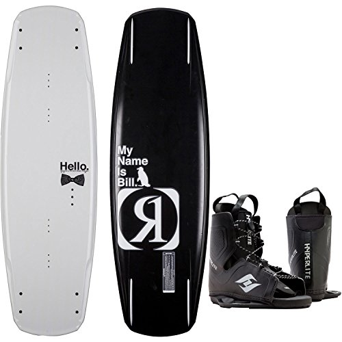 Ronix Bill ATR S Wakeboard Mens 140cm + Hyperlite Bindings O/S 8-12