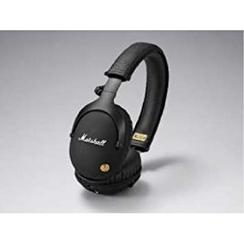 Marshall Auriculares Bluetooth Monitor Bluetooth (Negro) 【 Japón Productos domésticos Genuine 】: Amazon.es: Electrónica