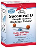 Terry Naturally Sucontral D – 60 Caps (Pack of 2)
