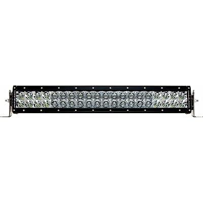 "Rigid Industries 120312 E-Series 20"" LED Spot/Flood Combo Light Bar: Automotive"