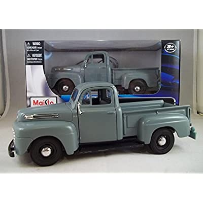 Maisto 1:25 Scale 1948 Ford F-1 Pickup Truck: Toys & Games