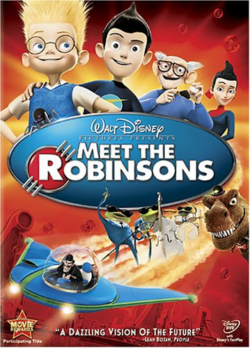 Meet the Robinsons Daniel Hansen Wesley Singerman Laurie Metcalf Don Hall