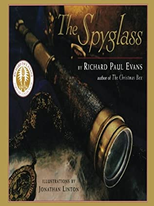 book cover of The Spyglass