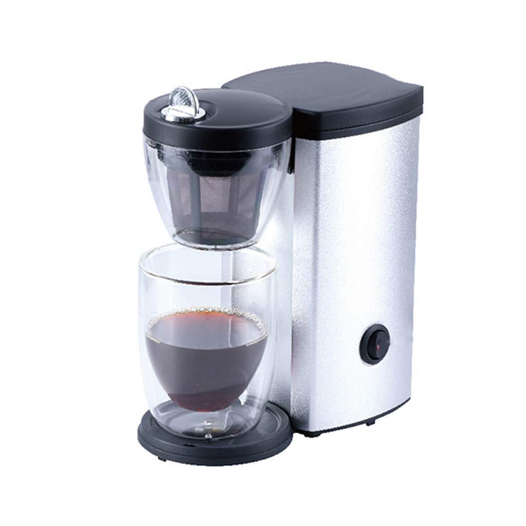 Yang máquina de café- Máquina de café 250 ml Filtro de Goteo ...