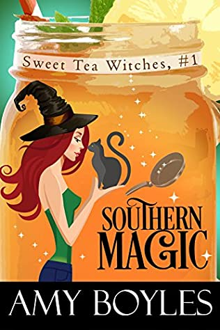 Book Cover Of Southern Magic
