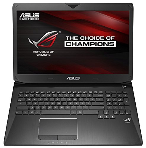 Price comparison product image Asus ROG G750JS-RS71 17-inch Gaming Laptop,  (4th gen Intel Core i7) GeForce GTX 870M Graphics