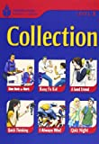 Foundation Readers Level 3 Anthology, Rob Waring, Maurice Jamall, 1424005663