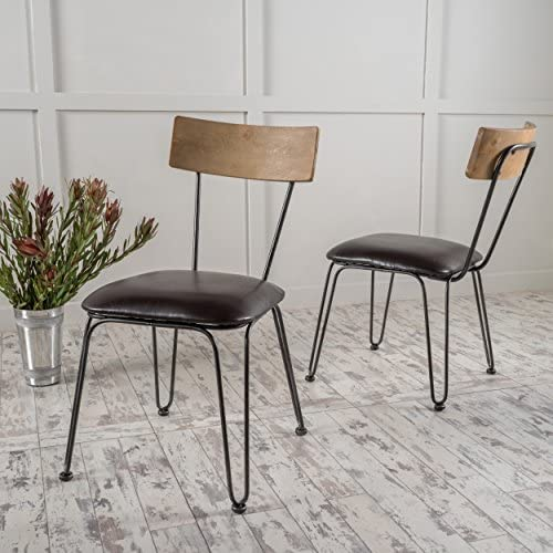 Christopher Knight Home Orval Metal Chair