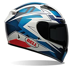 Bell Qualifier DLX Full Face Motorcycle Helmet (Clutch Blue, Large) (Non-Current Graphic)