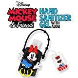 DISNEY Portable Hand Sanitizer with Holder (Minnie Mouse, 1)