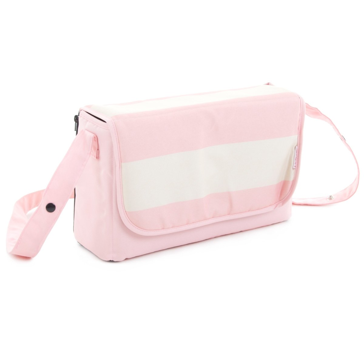 My Babiie Pink Stripe Changing Bag