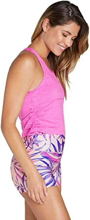 Rockwear Activewear Women's Courage Crop Tank from Size 4-18 for Singlets Tops