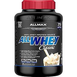 ALLMAX Nutrition - AllWhey Classic - 100% Whey Protein, Vanilla, 5 Pound