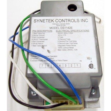 Synetek DS1142E Ignition Module for Sunpak Patio Heaters by Synetek