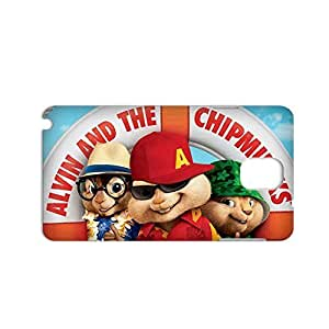 Printing With Alvin And Chipmunks For Galaxy Note3 Art Phone Cases For Girl Choose Design 1-3