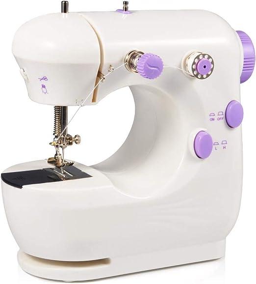 Máquina de Coser eléctrica Mini máquina de Coser eléctrica de Mano ...