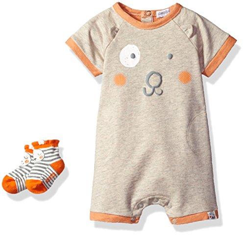 absorba Baby Boys Romper Sock product image