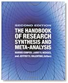 The Handbook of Research Synthesis and Meta-Analysis