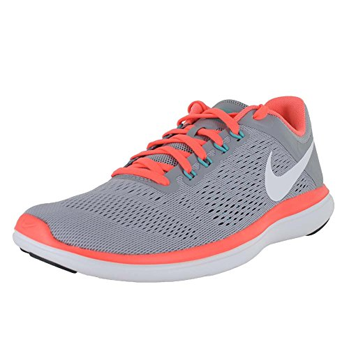 Running Grey de Wolf Gris Bright Flex Chaussures NIKE Grey 2016Rn UK Femme Dark Mango White Compétition ptzIvw0qxw