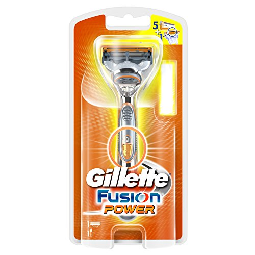 gillette-fusion-power-mens-razor-with-1-razor-blade-and-1-battery