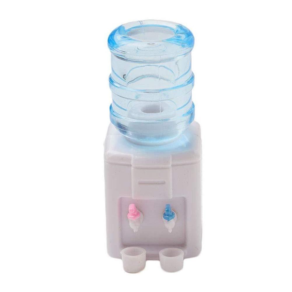 Dollhouse Miniature Mini Desktop Water Dispenser Doll Accessories Furniture Toys