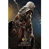 Grupo Erik editores Poster Assassin's Creed Origins Hero
