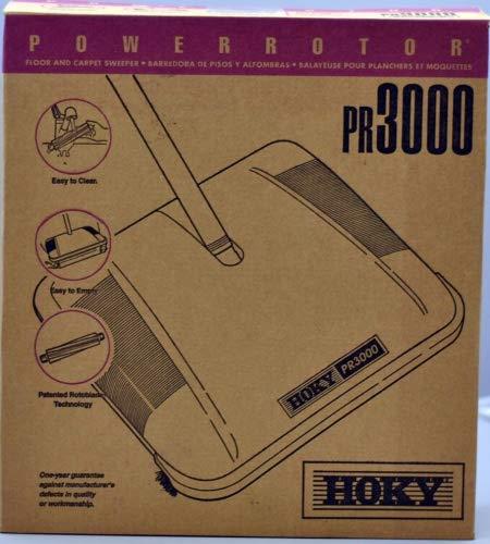 - Hoky Floor/Carpet Sweeper Model 3000 Commercial Rubber Rotor Blade, 12