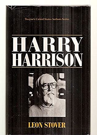 book cover of Harry Harrison