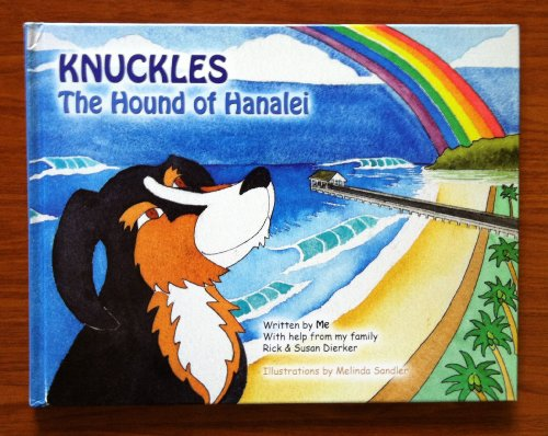 KNUCKLES THE HOUND OF HANALEI
