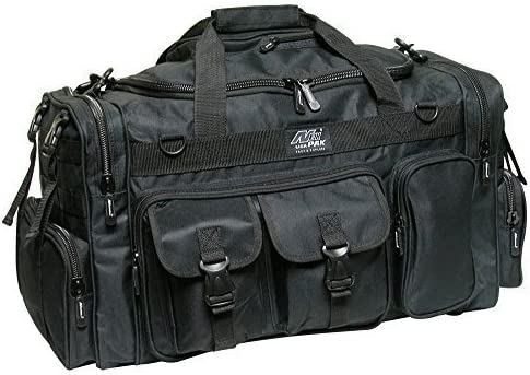 "Mens Large 26/"" Inch Duffel Molle Tactical Gear Bag"