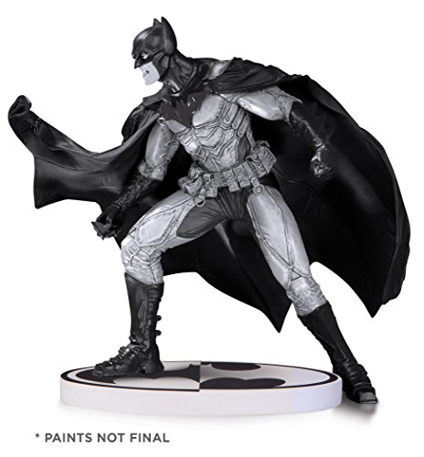 Batman: Black & White: Batman by Lee Bermejo Second Edition Statue