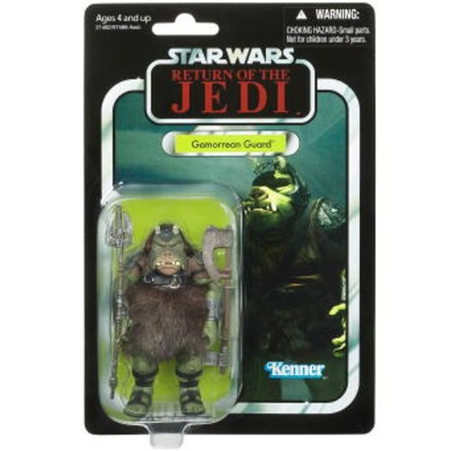 Star Wars 3.75 Vintage Figure Gamorrean Guard