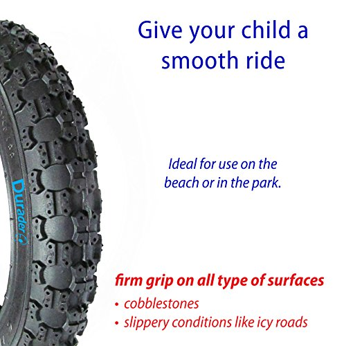 rear tire & tube for Bugaboo Donkey Duo by Lineament (Image #2)