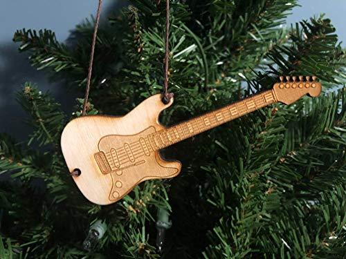 Stratocaster Guitar Ornament