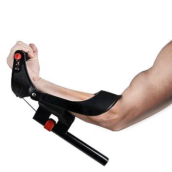 STRLONG Poignet avant-bras Musculation Fitness Training Profi avant-bras  réglable Revêtement Appareil de 02873298d3a