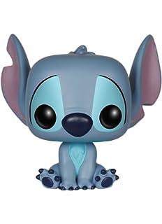 Amazon.com: Funko Pop! Keychain: Lilo & Stitch & Angel 2 ...