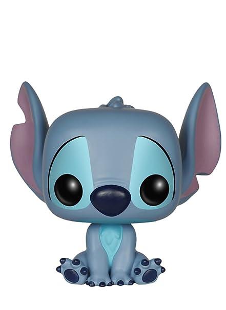Amazoncom Funko Pop Disney Lilo Stitch Stitch Seated Action
