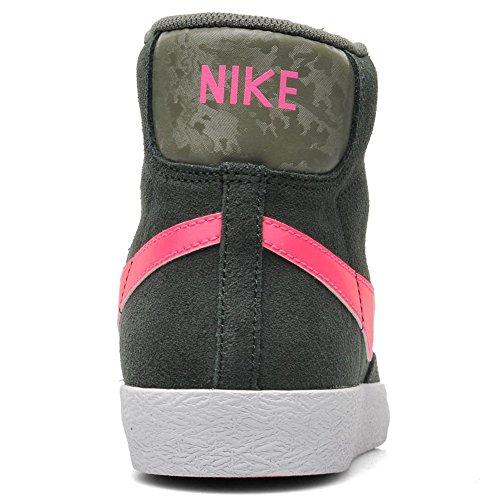 Verde Nikeblazer Bambina gs Mid Nike Alta verde Sneaker Vintage 0fwxnd64