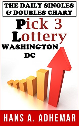 The daily singles & doubles chart: Pick 3 lottery (Washington, DC)