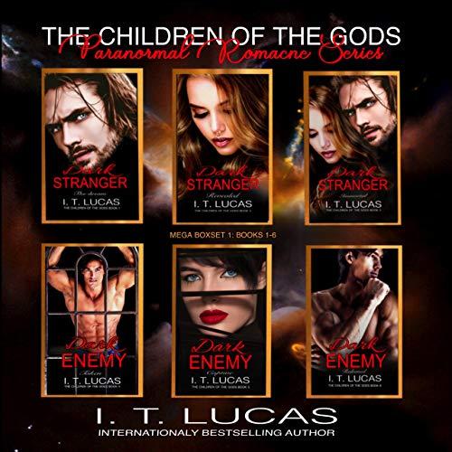 The Children of the Gods Mega Boxset 1: Books 1-6 (The Children of the Gods Paranormal Romance Series Mega Boxsets)