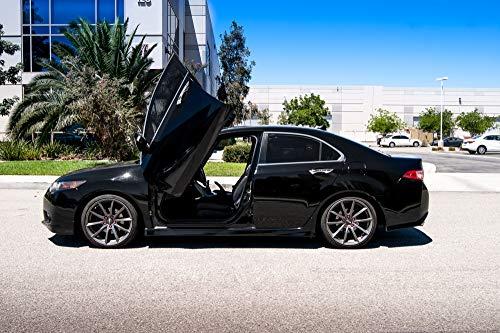 Vertical Doors - Vertical Lambo Door Conversion Kit for Acura TSX 2009-2014 4DR -