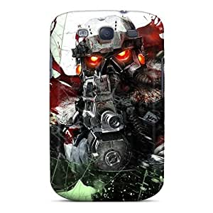 Fashionable ALydyTO716vbnSo Galaxy S3 Case Cover For Killzone Protective Case