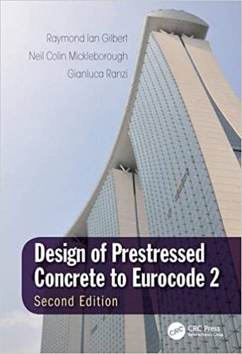 Book Design of Prestressed Concrete to Eurocode 2, Second Edition
