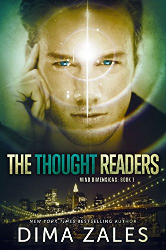 The Thought Readers by Dima Zales & Anna Zaires ebook deal