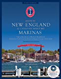 img - for Atlantic Cruising Club's Guide to New England & Canadian Maritime Marinas - Halifax, NS to Wickford, RI (Book with DVD) book / textbook / text book