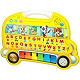 GoAppuGo Alphabet Tablet Toy with Piano - Baby Birthday Gift for 1 2 3 year old boy girl child, Best Educational toys Learning toddlers Musical toys
