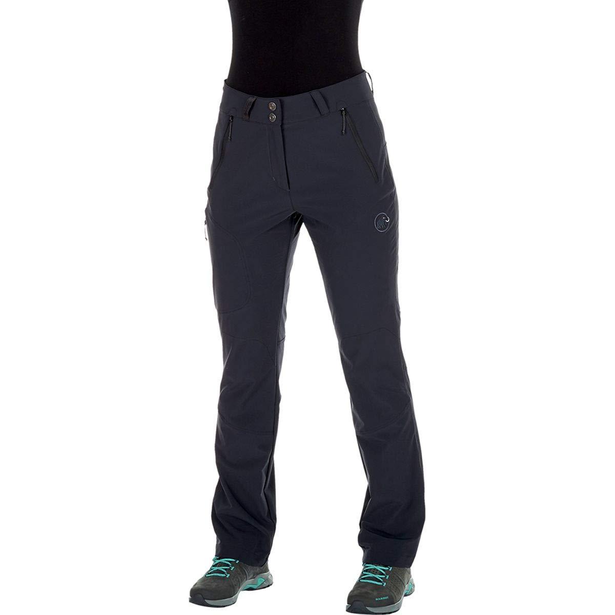 (マムート) Mammut Runje Softshell Pant - Women'sレディース バックパック リュック Black [並行輸入品]   B07J27LXQL
