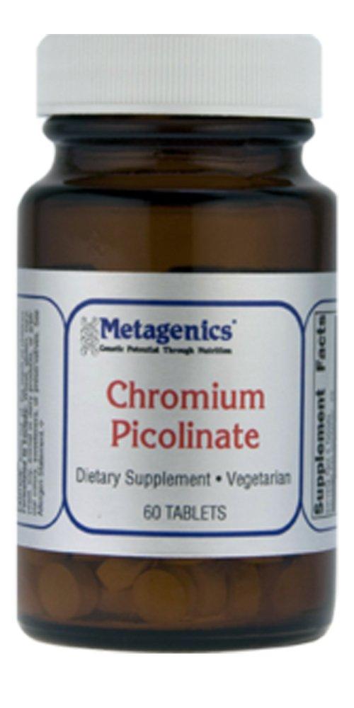 Chromium Picolinate 60 Tabs - 3-Pak