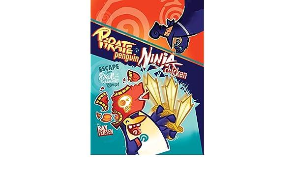 Pirate Penguin vs. Ninja Chicken Vol. 2: Escape From Skull ...