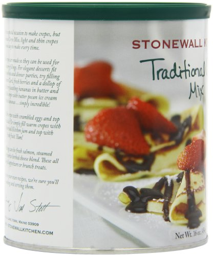 Stonewall Kitchens, Traditional Crepe Mix, 16-Ounce Canisters (Pack of 4) by Stonewall Kitchen (Image #7)